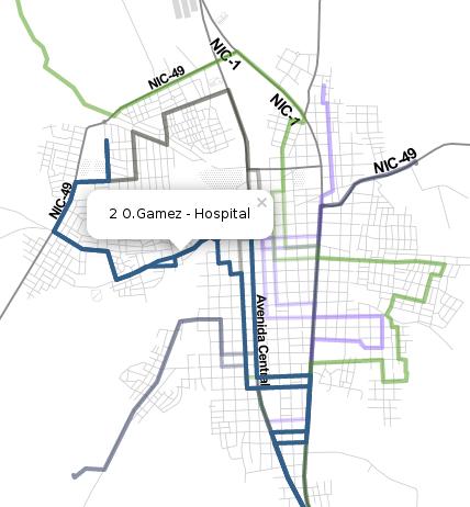 Transitland, eine Datenbank von GTFS-Dateien