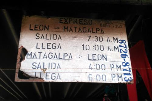in León
